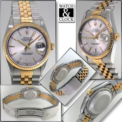Rolex Datejust 16233 Jubileè