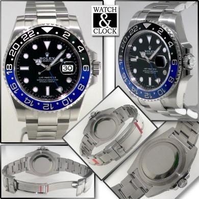 Rolex GMT Master II - 116710BLNR