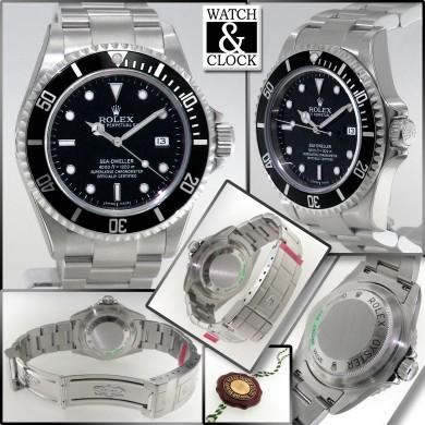 Rolex Seadweller 16600 films