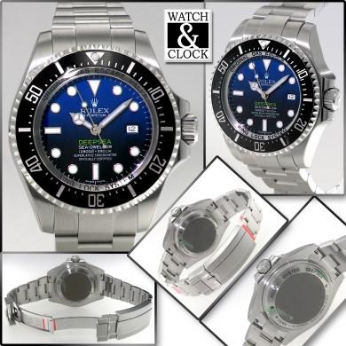 Rolex Seadweller Deepsea 116660 James...