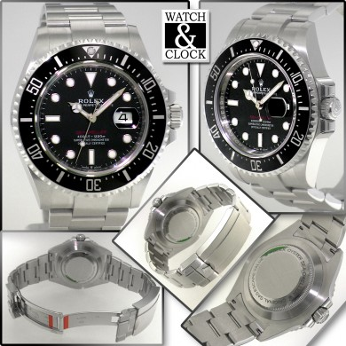 Rolex Sea-Dweller 126600 50th...