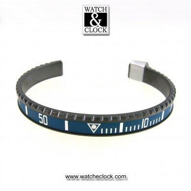 "Bracelet Black ""Blue"""