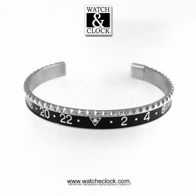 "Bracciale ""Black"" GMT"