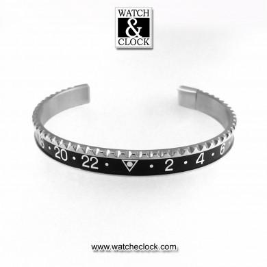 "Bracelet ""Black"" GMT"
