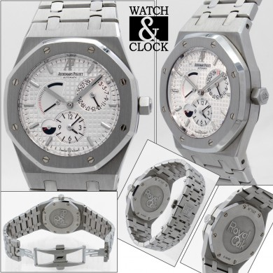 Audemars Piguet Royal Oak Dual Time...
