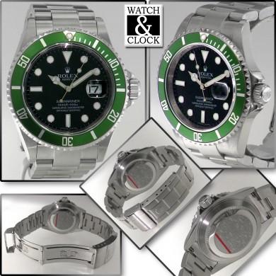 Rolex Submariner 16610LV Rehaut