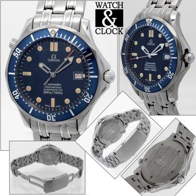 copy of Omega Seamaster Diver 300m 2220