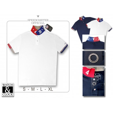 "Polo Shirt ""White"""