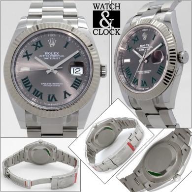 Rolex Datejust II 126334 - Wimbledon