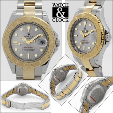 Rolex Oyster Perpetual Yacht-Master...