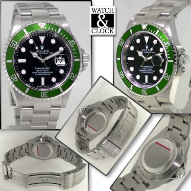 Rolex Submariner 16610LV Fat-4