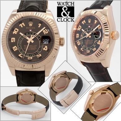 Rolex SkyDweller Oyster 326135