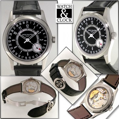 Patek Philippe 6006G-001