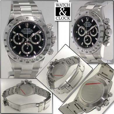 """Rolex Daytona 116520 """"Chromalight"""""""