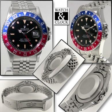 Rolex GMT-Master 16750 '84
