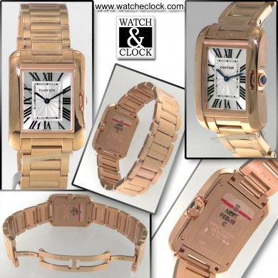 Cartier Tank Anglaise W5310041