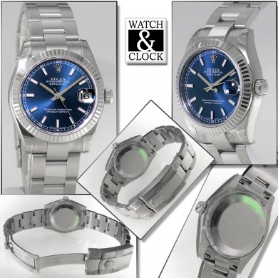 Rolex Datejust Boy 178274