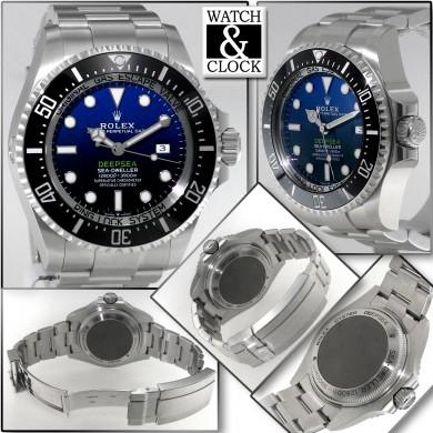 Rolex Seadweller Deepsea 126660 James...