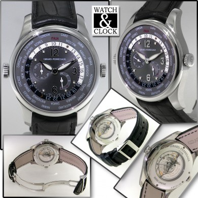 Girard Perregaux WW.TC Power Reserve...