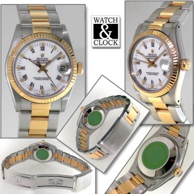 Rolex Datejust Boy 68273