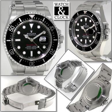 Rolex Sea -dweller 126600- 50Th...