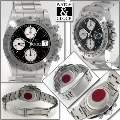 Tudor by Rolex Big Block 79180