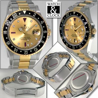 """Rolex GMT-Master II 16713 """"Sultan"""""""