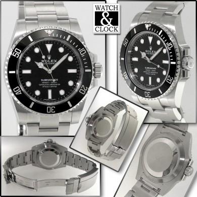 Rolex Submariner (No Date) 114060