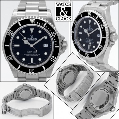 Rolex Seadweller 16600 no fori