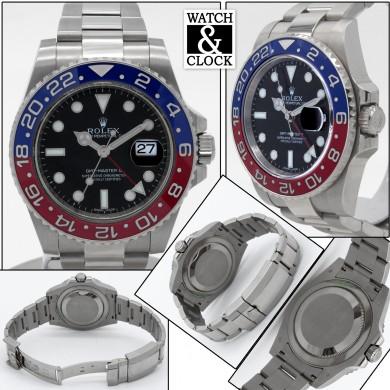 Rolex GMT Master II - 116719BLRO