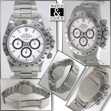 "Rolex Daytona 16520 ""225"" ring"