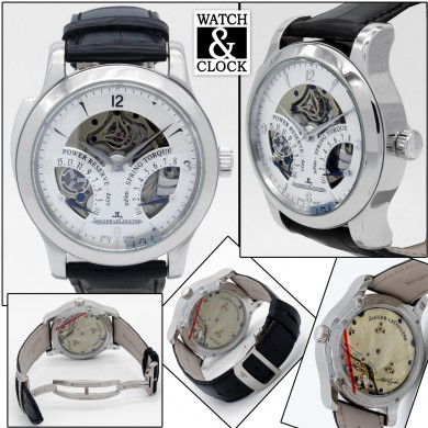 Jaeger-LeCoultre Master Minute...