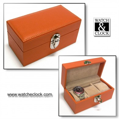 Watch Case - Orange 3p