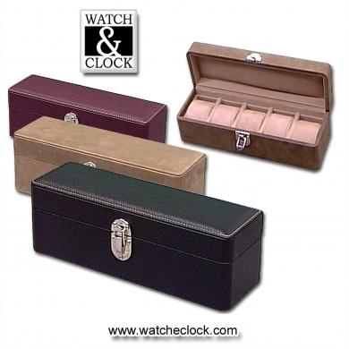 Porta orologi Scatola 5 posti