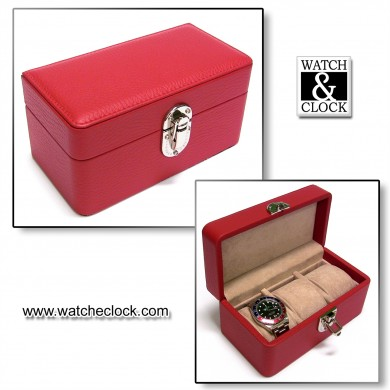 Watch Case - Red 3p